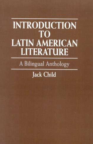 Cover image for the book Introduction to Latin American Literature: A Bilingual Anthology