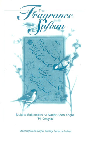 Cover image for the book The Fragrance of Sufism