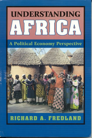 Cover image for the book Understanding Africa: A Political Economy Perspective