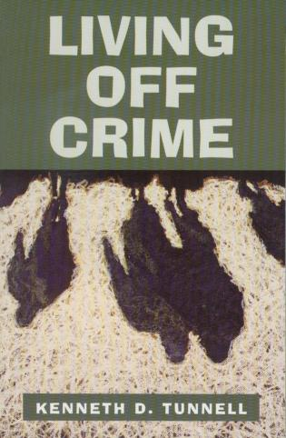 Cover image for the book Living off Crime