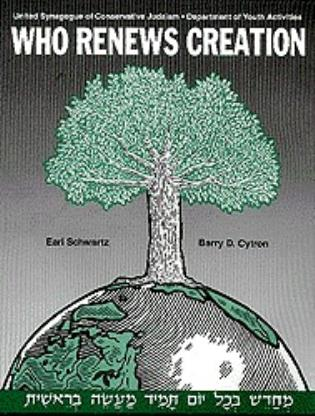 Cover image for the book Who Renews Creation?
