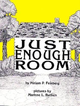 Cover image for the book Just Enough Room