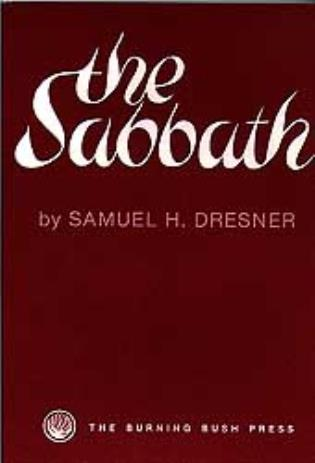 Cover image for the book The Sabbath