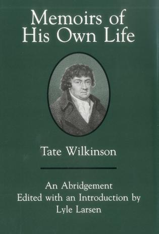 Cover image for the book Memoirs Of His Own Life
