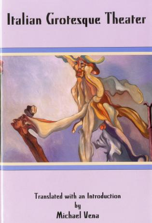 Cover image for the book Italian Grotesque Theater