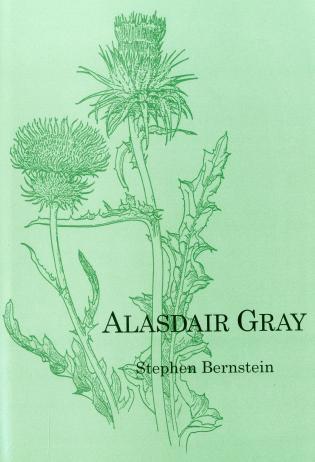 Cover image for the book Alasdair Gray