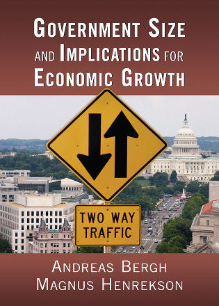 Cover image for the book Government Size and Implications for Economic Growth