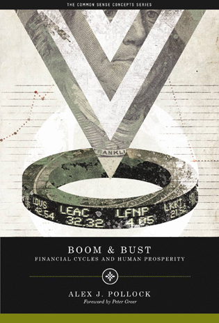 Cover image for the book Boom and Bust: Financial Cycles and Human Prosperity