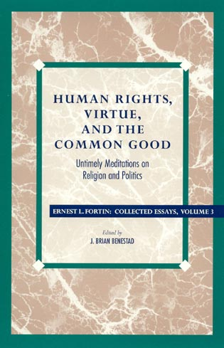 Cover image for the book Human Rights, Virtue and the Common Good: Untimely Meditations on Religion and Politics