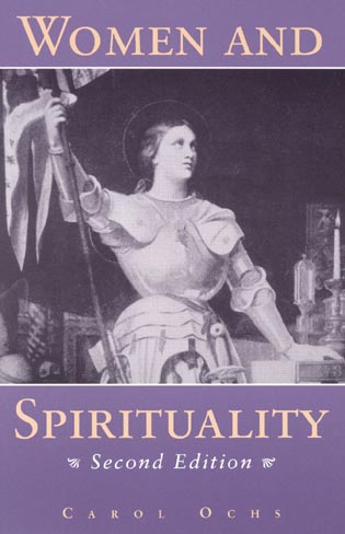 Cover image for the book Women and Spirituality, Second Edition
