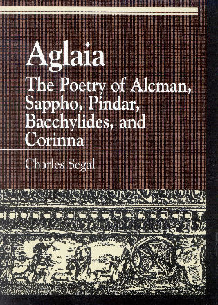 Aglaia the poetry of alcman sappho pindar bacchylides and the poetry of alcman sappho pindar bacchylides and corinna paperback 6500 ebook fandeluxe Choice Image