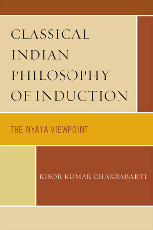 Cover image for the book Classical Indian Philosophy: An Introductory Text