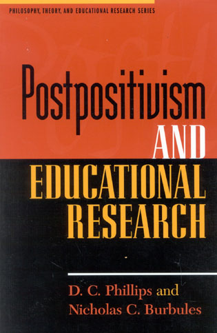 Cover image for the book Postpositivism and Educational Research