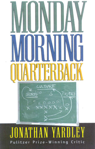 Cover image for the book Monday Morning Quarterback