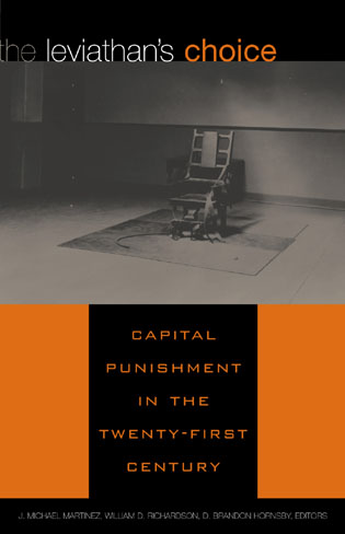 Cover image for the book The Leviathan's Choice: Capital Punishment in the Twenty-First Century