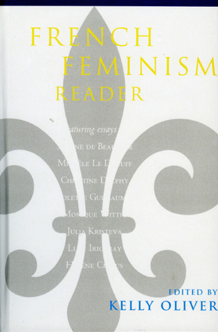 Cover image for the book French Feminism Reader