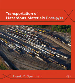 Cover image for the book Transportation of Hazardous Materials Post-9/11