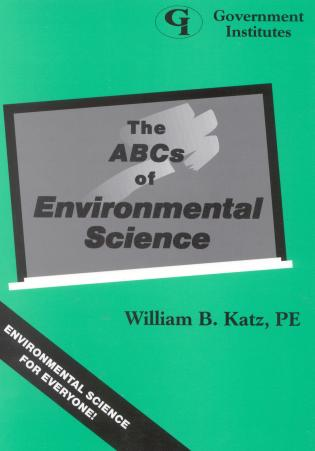 Cover image for the book The ABCs of Environmental Science