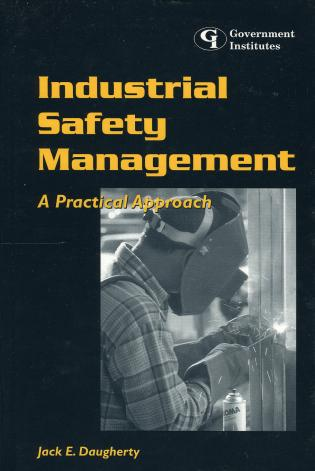 Cover image for the book Industrial Safety Management: A Practical Approach