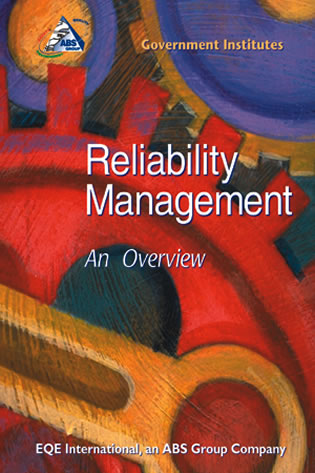 Cover image for the book Reliability Management: An Overview