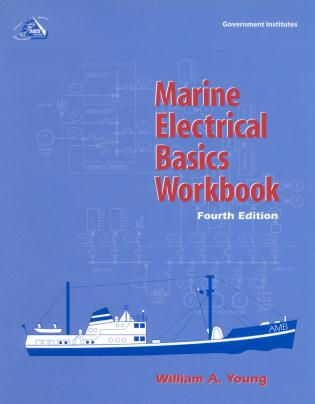Cover image for the book Marine Electrical Basics Workbook, Fourth Edition
