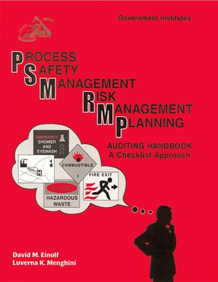 Cover image for the book PSM/RMP Auditing Handbook: A Checklist Approach
