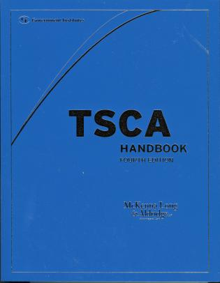 Cover image for the book TSCA Handbook, Fourth Edition