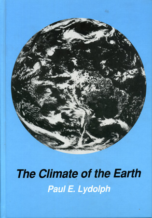 Cover image for the book The Climate of the Earth