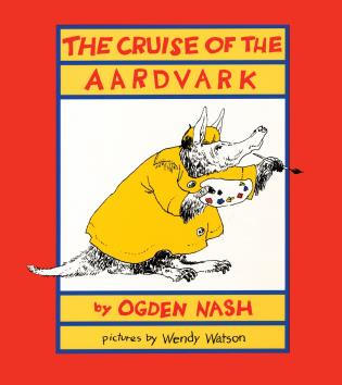 Cover image for the book The Cruise of the Aardvark