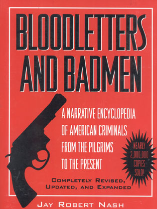 Cover image for the book Bloodletters and Badmen