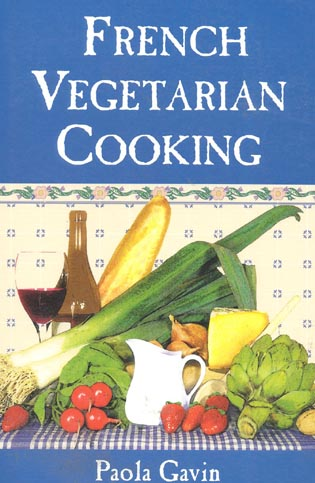 Cover image for the book French Vegetarian Cooking