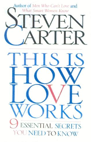 Cover image for the book This is How Love Works: 9 Essential Secrets You Need to Know