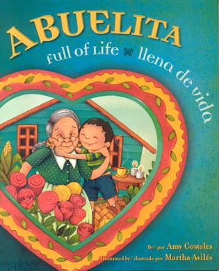 Abuelita Full of Life