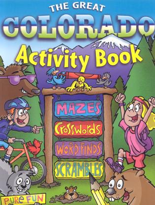 The Great Colorado Activity Book