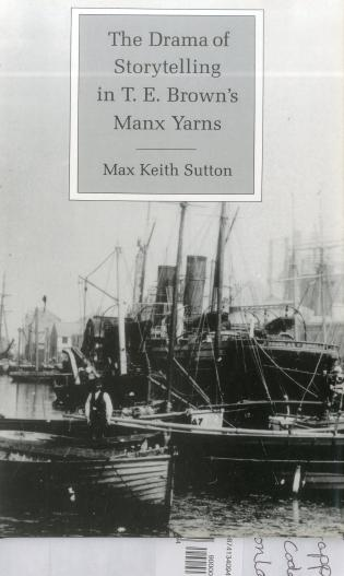 Cover image for the book The Drama of Storytelling in T.E. Brown's Manx Yarns
