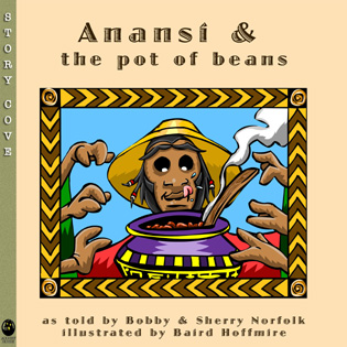 Anansí and the Pot of Beans