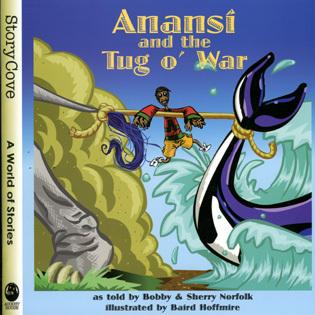 Anansí and the Tug O' War