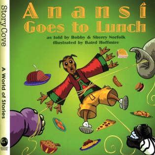 Anansí Goes to Lunch
