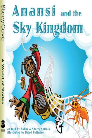 Anansí and the Sky Kingdom