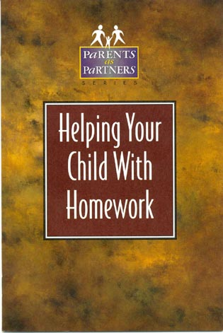 Cover image for the book Helping Your Child with Homework