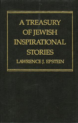 Cover image for the book A Treasury of Jewish Inspirational Stories