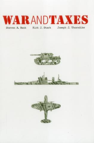 Cover image for the book War and Taxes