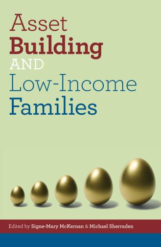 Cover image for the book Asset Building and Low Income Families