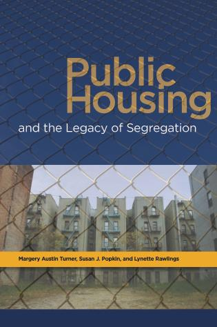 Cover image for the book Public Housing and the Legacy of Segregation