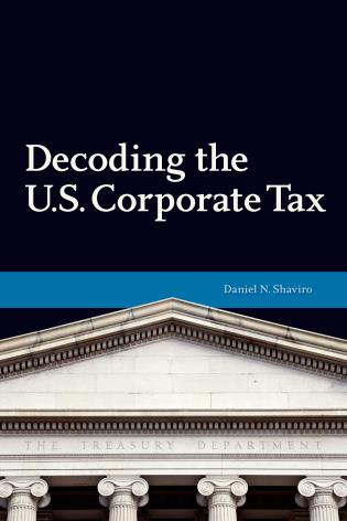 Cover image for the book Decoding U.S. Corporate Tax