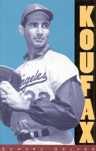 Cover image for the book Koufax