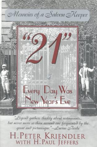 Cover image for the book 21: Every Day Was New Year's Eve