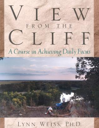 Cover image for the book View from the Cliff: A Course in Achieving Daily Focus