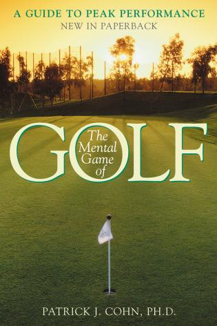 Cover image for the book The Mental Game of Golf: A Guide to Peak Performance