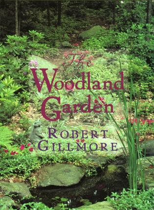 Cover image for the book The Woodland Garden